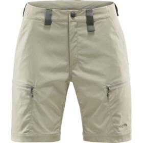 Haglöfs Mid Fjell Pantalones cortos Mujer, beige